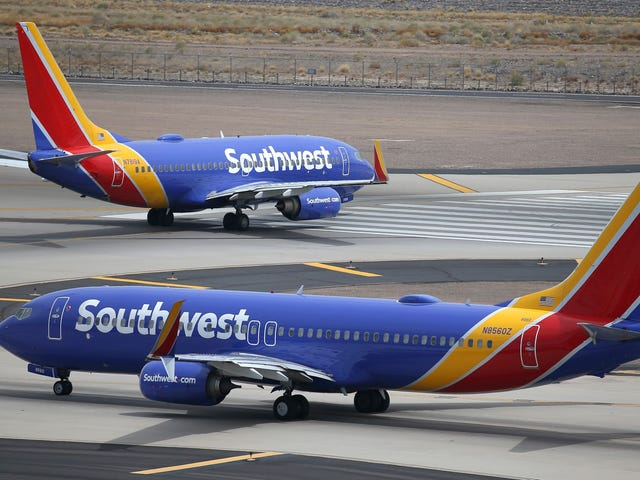 Fox News: Southwest Airlines Flight Attendant Being Investigated for 'Profiling' Trump Supporter