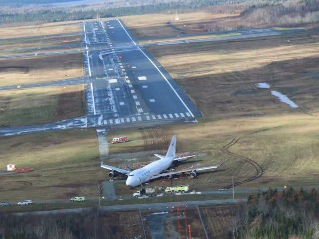 More 747 Crash Shots