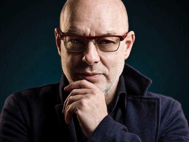 Silence speaks volumes on Brian Eno's innovative, tranquil Reflection