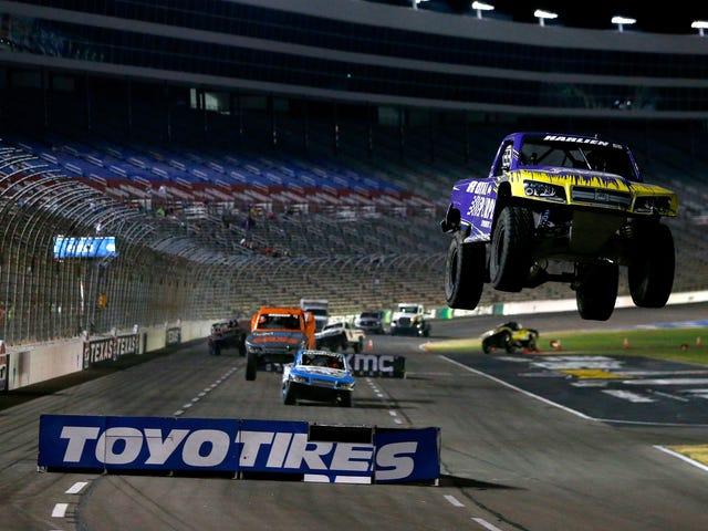 Ang Banal ng Australia sa Stadium Super Trucks ay napatibay sa Desisyon ng Korte