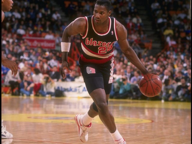 Reports: Longtime Trail Blazer Jerome Kersey Dead At 52