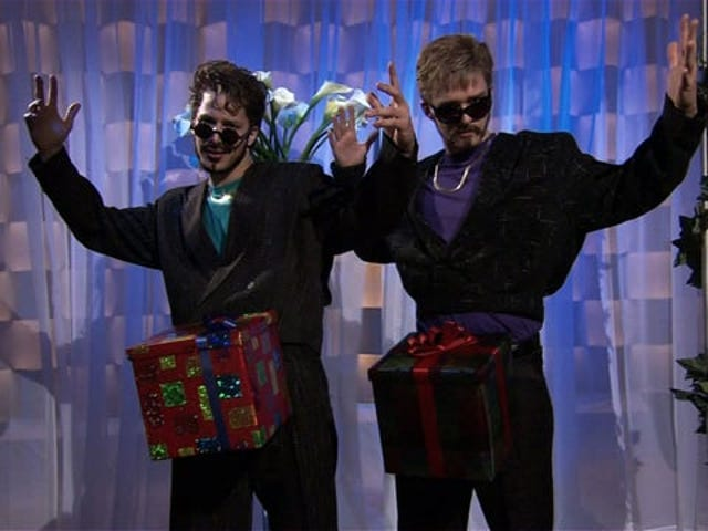 The Lonely Island feat. Justin Timberlake -- 'Dick In A Box'
