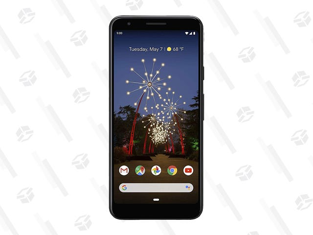 Google's Pixel 3a Is Down to $299, or $249 If You Activate With Your Carrier