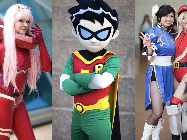 The Best Cosplay From A-Kon 2018