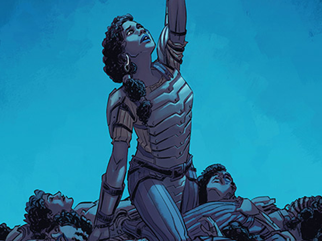 An Exclusive Look Inside Image's Cryptic New Comic Series, Self/Made