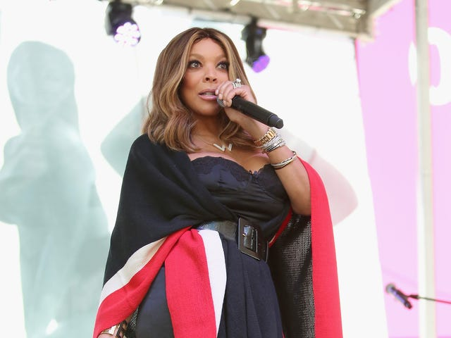 Wendy Williams Tells You Where to Go If You're Feeling Bad for Sarah Huckabee Sanders