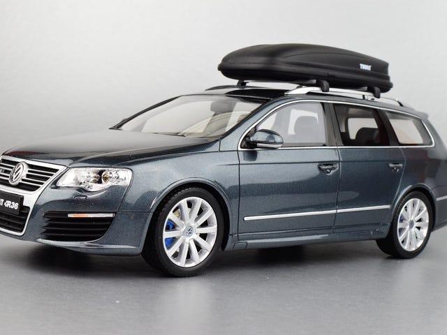 Wagon Wednesday: Ottomobile VW Passat R36 Variant
