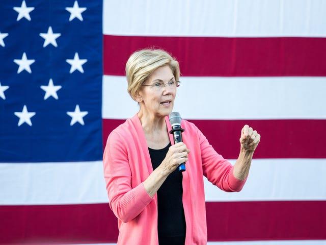 Elizabeth Warren Is Officially a Frontrunner—Except Among Black South Carolina Voters