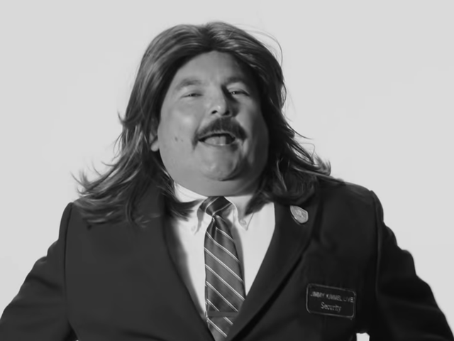 Queer Eyeheads toKimmel,turns Guillermo into a stone-cold stud