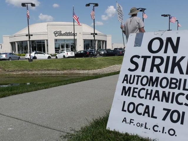 The Chicago Mechanic Strike Keeps Getting Uglier