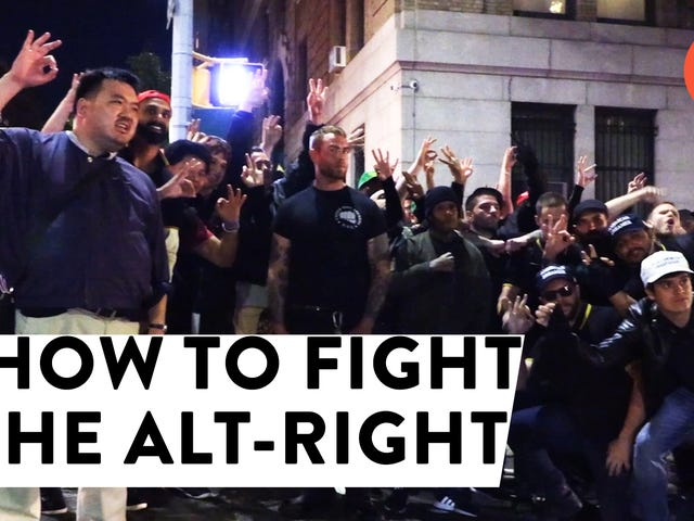 How to Fight the Alt-Right