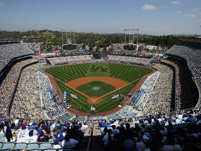 Woman Says Dodgers Stadium Security Made Her Cover Up a Uterus T-Shirt