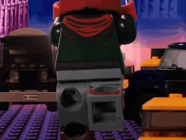 <i>Spider-Man: Into the Spider-Verse</i> En Muzaffer Anına Hala Lego Formunda Kurallar