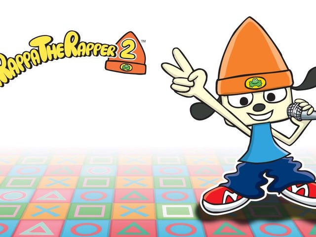 [It's Over!] Learn About Burgers, Love, Noodles and More In My Stream of PaRappa The Rapper 2