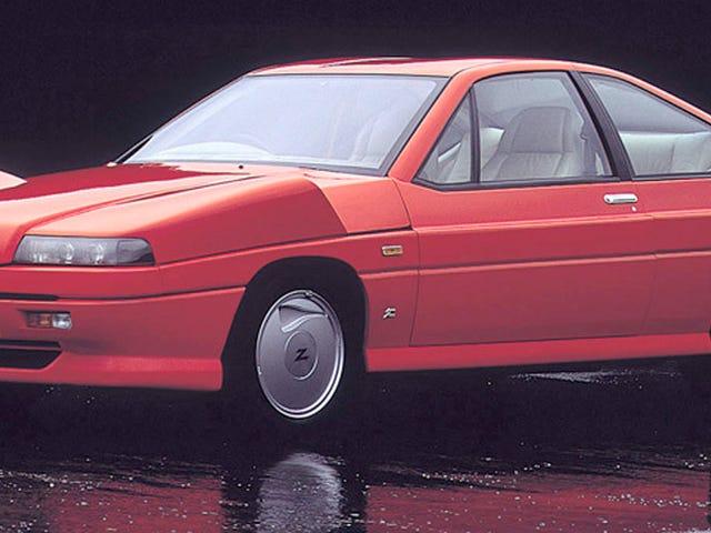 Jag hade ingen idé Denna bisarra Nissan existerade fram till den här veckan och nu behöver jag en