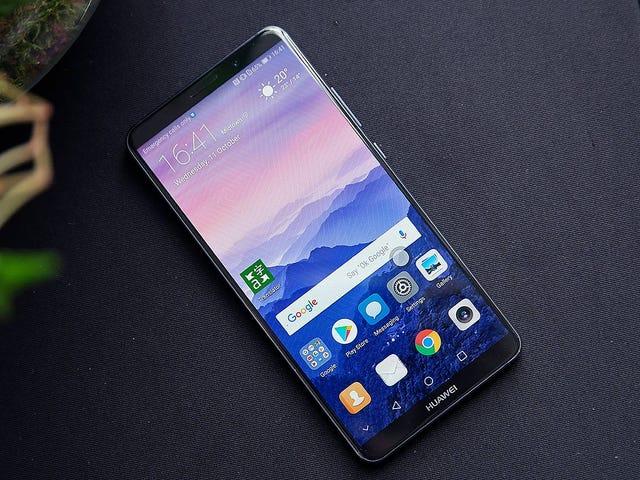 Report: Verizon Dumps Huawei Phones as US Government Pressure Mounts