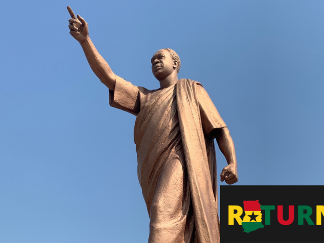 10 tanker og iagttagelser om min første tur til Ghana (og Afrika)