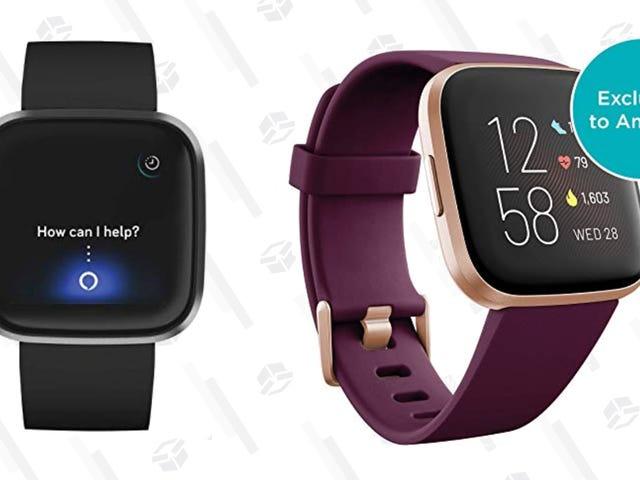 Dapatkan Fitbit Baru Versa 2 Untuk Semua Masa Rendah $ 129