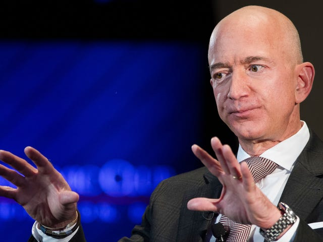 5 Times Jeff Bezos Tried to Warn Us Amazon Is Listening