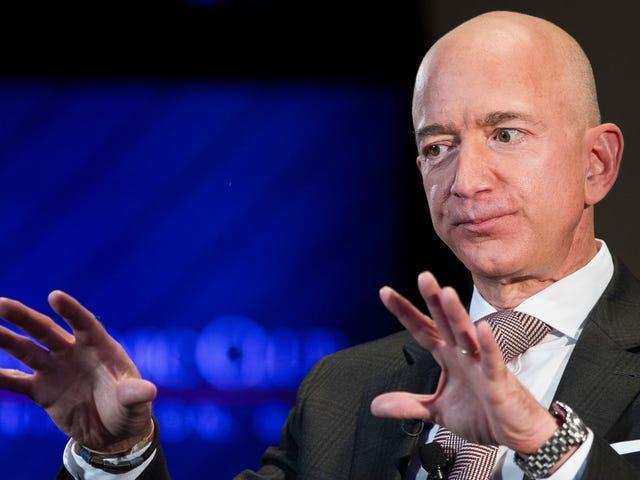 5 ganger Jeff Bezos prøvde å advare oss Amazon lytter