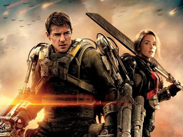 Videogame Movies: Edge of Tomorrow