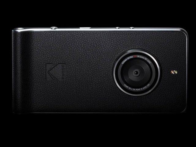 Le nouveau smartphone ridicule de Kodak ressemble à un ancien appareil photo