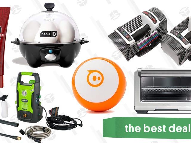 "<a href=https://kinjadeals.theinventory.com/sundays-best-deals-pressure-washer-egg-cooker-adjust-1830366639&xid=17259,15700002,15700021,15700124,15700149,15700186,15700190,15700201 data-id="""" onclick=""window.ga('send', 'event', 'Permalink page click', 'Permalink page click - post header', 'standard');"">Лучшие предложения по воскресеньям: мойка под давлением, яичная плита, регулируемые гантели и многое другое</a>"