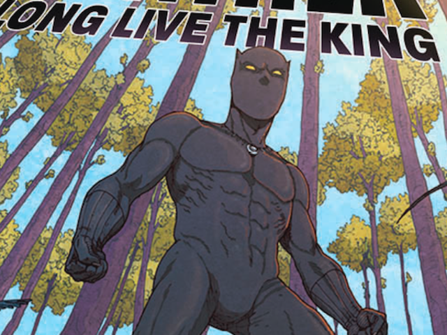 The World of Wakanda's Getting Bigger in Marvel's New Black Panther: Long Live The King Comic
