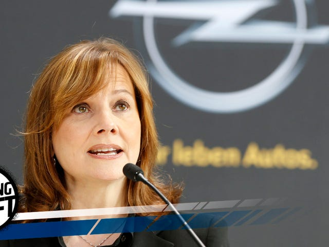 GM Is Extremely Ready To Be Done With This Whole Money-Losing 'Europe' Thing