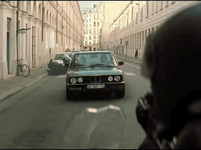 <i>Mission: Impossible Fallout</i> Is Going to Ruin the Old BMW 5 Series Market