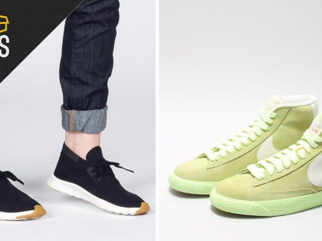 11 Volledig passende sneakers, te beginnen bij $ 13