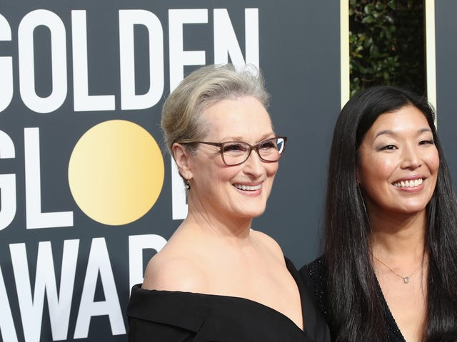 Every Look From the Golden Globes Red Carpet, Brought to You by Sexual Harassment and the Color Black