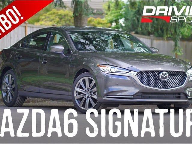 2018 Mazda6 Signature Review