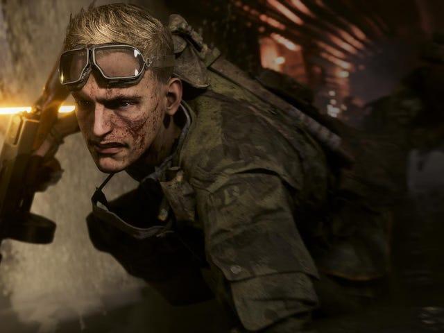Battlefield V finalmente tem um mapa do metrô e eu amo o caos