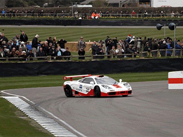На цьому куті в McLaren F1 GTR, ви офіційно втратили його