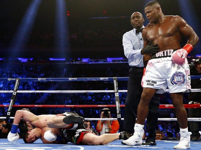 Keskinkertaisuus on revitalized Boxing's Heavyweight Division