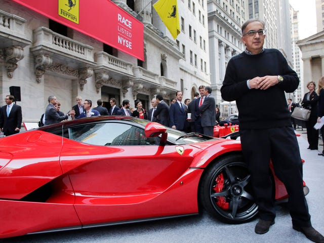 Fiat Chrysler CEO Sergio Marchionne, Turnaround Artist and Iconoclast, Dies at 66