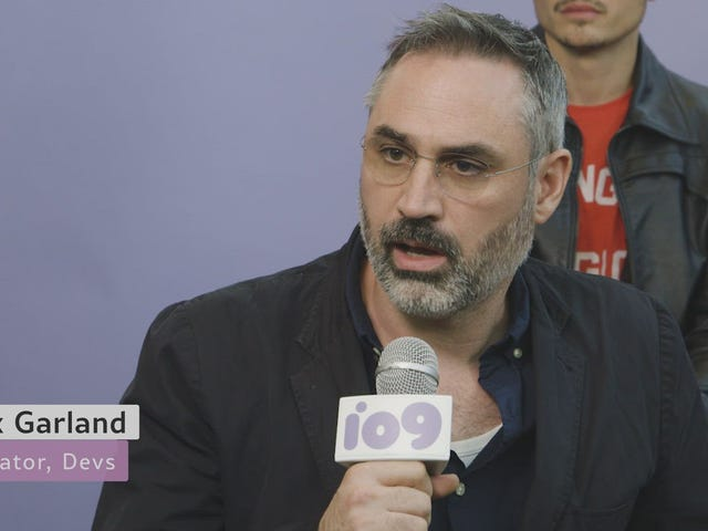 Sci-Fi Visionary Alex Garland Details His Discomfort With the Modern Tech Landscape