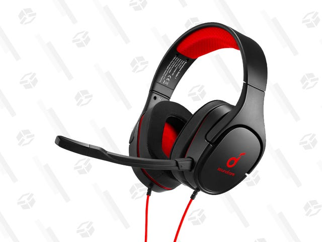 Anker's New Soundcore Strike Gaming Headsets Are, Unsurprisingly, Amazing For The Money