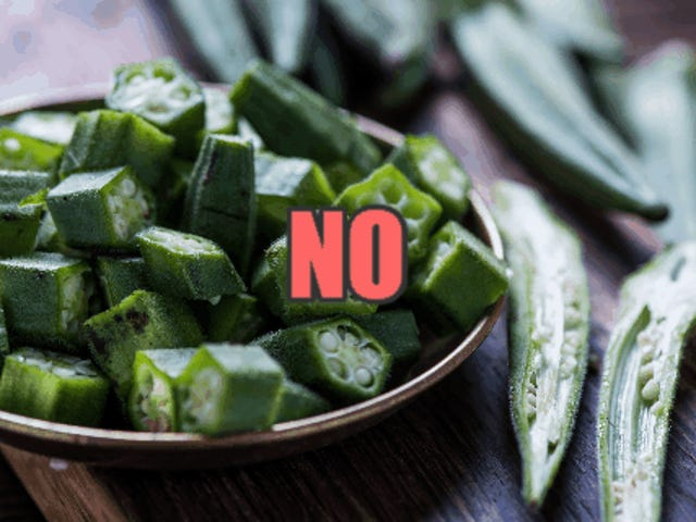 ओकरा है कूड़ा और झूले झूठ हैं: जीएमजी कर्मचारी अपने स्वस्थ खाने पर अपने 'अलोकप्रिय राय' साझा करते हैं