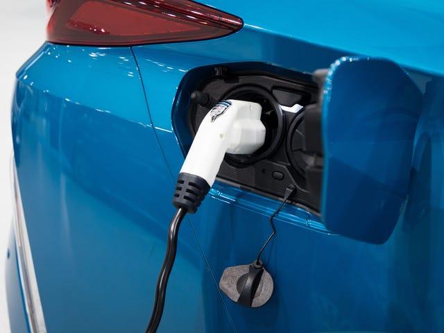 如何追溯获得电动汽车的税收抵免