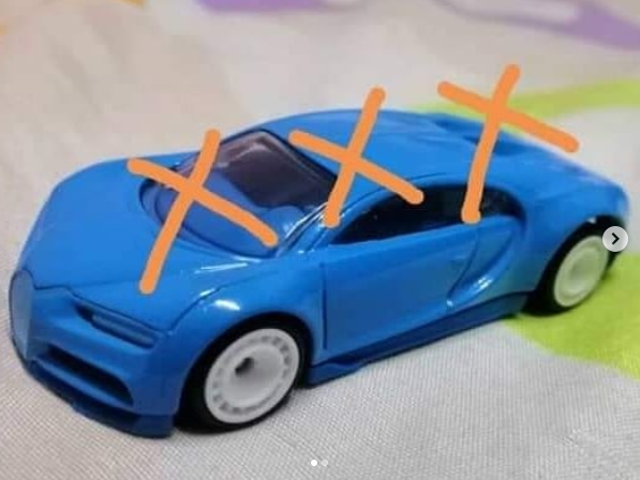 2019's biggest Hot Wheels development has come: meet the mainline Chiron