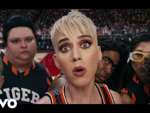 """Η πρόκληση της Katy Perry: Πείτε κάτι ωραίο για το βίντεο """"Swish Swish"""""""