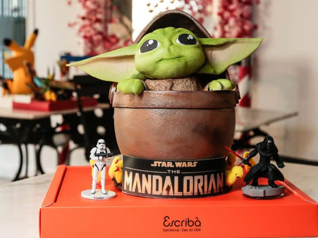 """""""Baby Yoda pancake cereal"""" is a phrase only 2020 could deliver"""