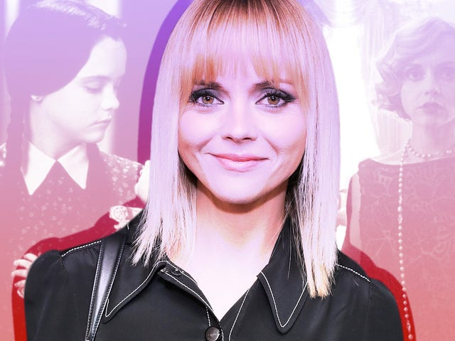 Christina Ricci on sleeping over at Cher's and the importance of being Wednesday