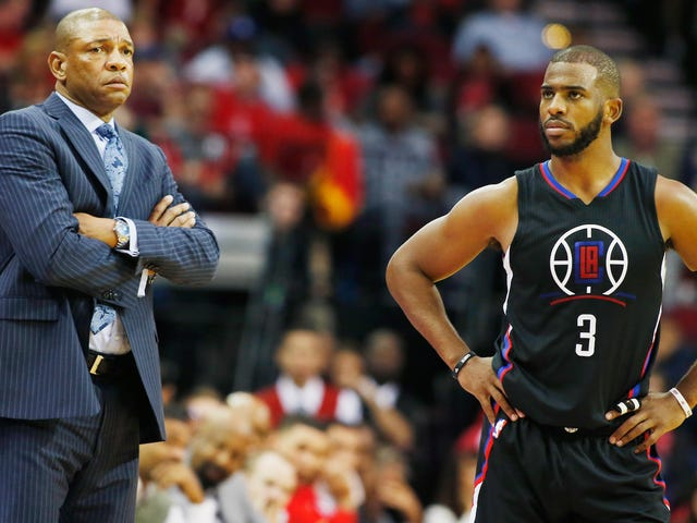 Laporan: Chris Paul Benci Austin Dan Doc Rivers