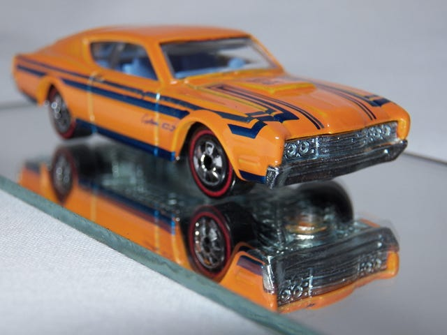 Mini HAWL '69 Mercury Cyclone Redline