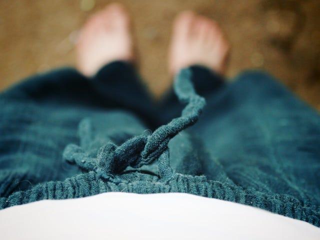 The Joy of Sweatpants