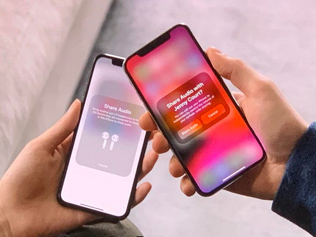 How to Set Up Wireless Audio Sharing in iOS 13