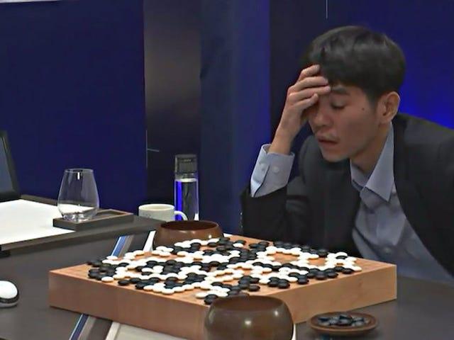 La Victoria de AlphaGo har infundido miedo a la inteligencia artificial och Corea del Sur